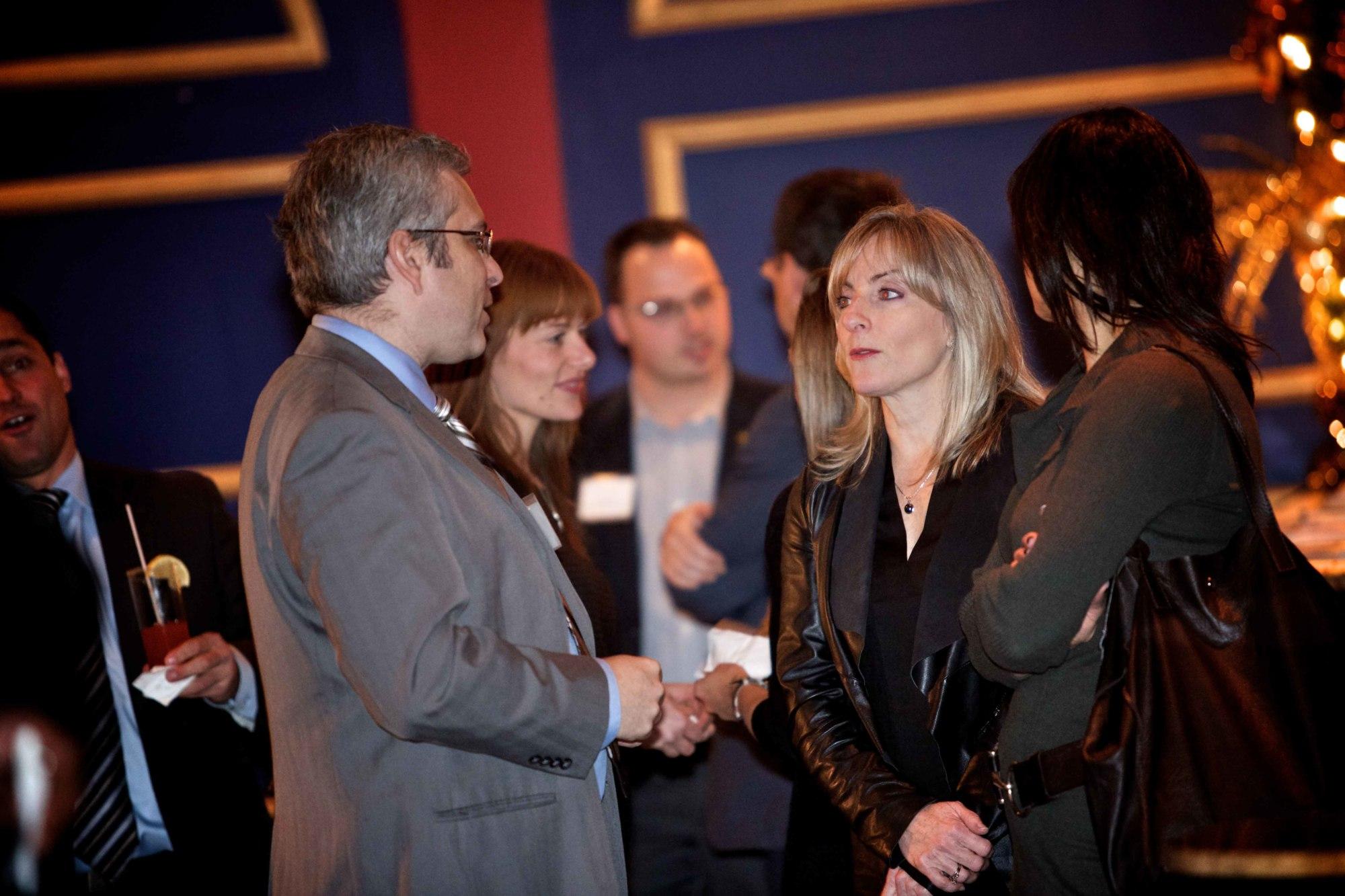 Soirée Reconnaissance 2013 de Moisson Montréal