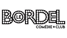 Bordel comedie club logo