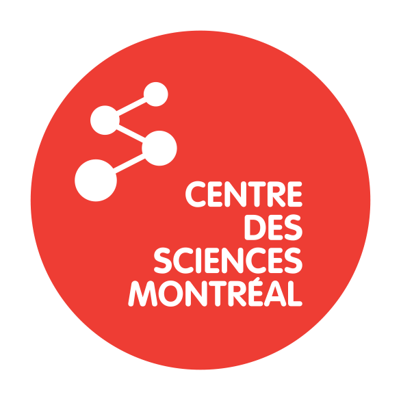 Centre des sciences de montreal logo