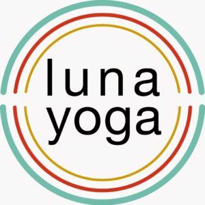 Luna yoga logo