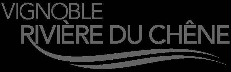 Vignoble Rivière du chêne logo