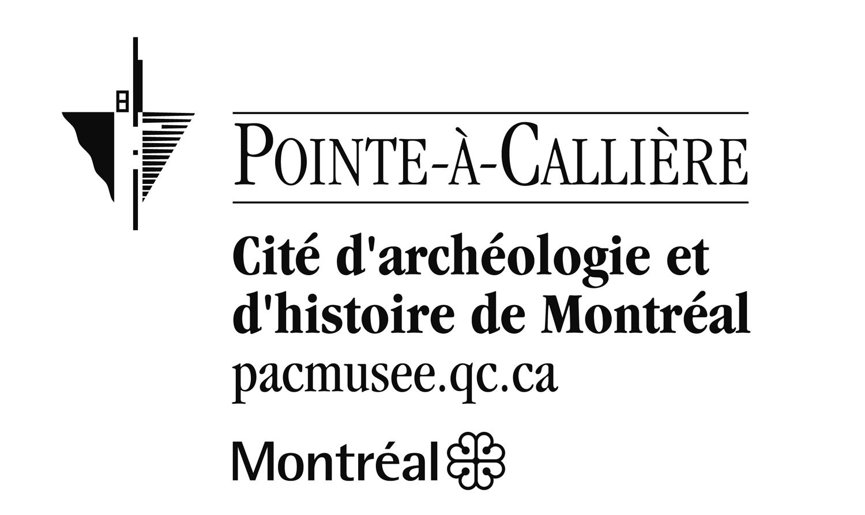 Musée Pointe à Callière logo