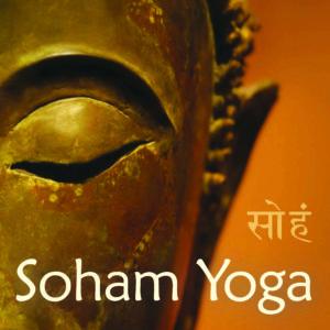Soham yoga logo