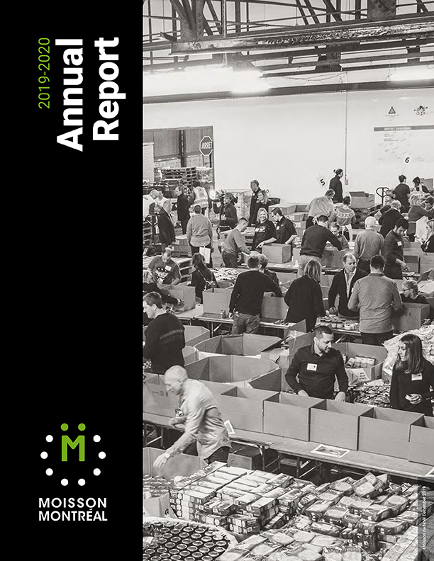 Annual Report cover picture