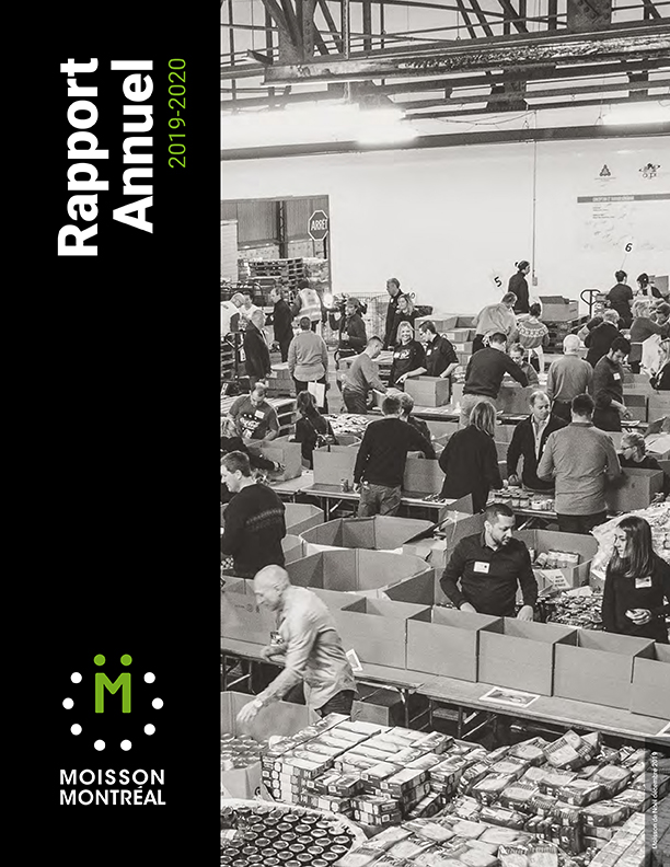 Rapport Annuel 2019-2020 cover photo